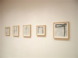 <b>robin miller</b> drawings <br>(checklist 33. - 37.)<br> [right-left]